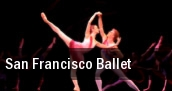 San Francisco Ballet Kennedy Center Opera House tickets