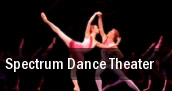 Spectrum Dance Theater Austin tickets