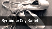 Syracuse City Ballet Crouse Hinds Theater tickets