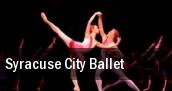 Syracuse City Ballet tickets