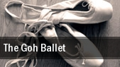 The Goh Ballet tickets