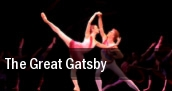 The Great Gatsby Benedum Center tickets
