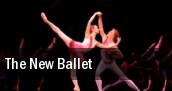 The New Ballet tickets