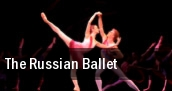 The Russian Ballet tickets