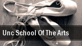 UNC School Of The Arts Roger L. Stevens Center tickets
