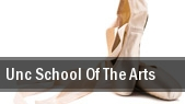 UNC School Of The Arts tickets