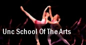 UNC School Of The Arts Winston Salem tickets