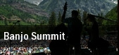 Banjo Summit tickets