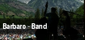 Barbaro - Band tickets