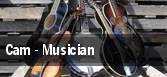 Cam - Musician Cincinnati tickets