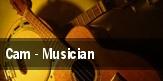 Cam - Musician Pelham tickets