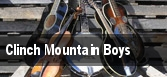 Clinch Mountain Boys tickets