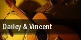 Dailey & Vincent Mount Baker Theatre tickets