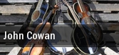 John Cowan tickets
