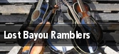 Lost Bayou Ramblers tickets