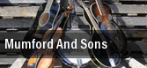 Mumford And Sons Barclays Center tickets