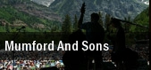 Mumford And Sons Escondido tickets
