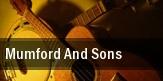 Mumford And Sons TD Garden tickets