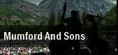 Mumford And Sons The Fonda Theatre tickets