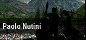 Paolo Nutini Denore tickets