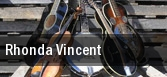 Rhonda Vincent Montgomery tickets