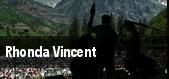 Rhonda Vincent Renfro Valley tickets
