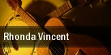 Rhonda Vincent Spencer Theater For The Performing Arts tickets