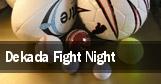 Dekada Fight Night tickets