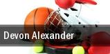 Devon Alexander tickets