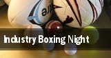 Industry Boxing Night tickets