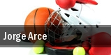 Jorge Arce tickets