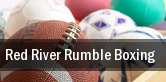 Red River Rumble Boxing tickets