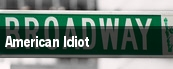 American Idiot Adler Theatre tickets