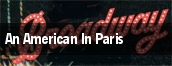 An American In Paris Detroit tickets