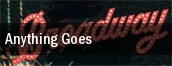 Anything Goes Dallas tickets