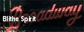 Blithe Spirit Cleveland tickets
