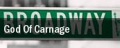 God of Carnage Walnut Street Theatre tickets