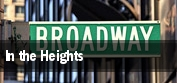 In the Heights New Haven tickets