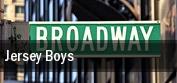 Jersey Boys Durham Performing Arts Center tickets