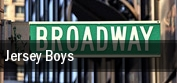 Jersey Boys Robinson Center Music Hall tickets