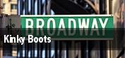 Kinky Boots Hartford tickets
