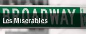 Les Miserables Vancouver tickets