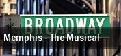 Memphis - The Musical Louisville tickets