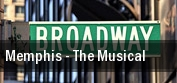 Memphis - The Musical Majestic Theatre tickets