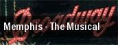 Memphis - The Musical San Antonio tickets