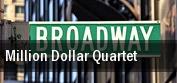 Million Dollar Quartet Boston tickets