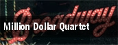 Million Dollar Quartet E.J. Thomas Hall tickets