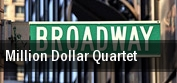 Million Dollar Quartet Mortensen Hall tickets