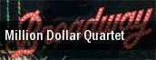 Million Dollar Quartet The Buell Theatre tickets
