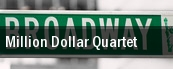Million Dollar Quartet Washington tickets